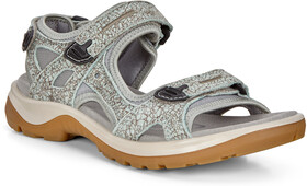 FemmeAtmosphereice Sur Offroad Whiteblack Ecco Chaussures EY2IWDH9